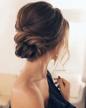 Classy Wedding Hairstyles Ideas27