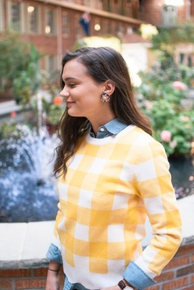 Cute Yellow Outfit Ideas For Spring34