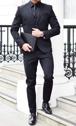 Elegant Black Outfits Ideas07