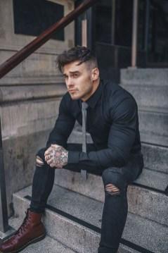 Elegant Black Outfits Ideas18