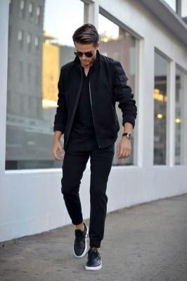 Elegant Black Outfits Ideas36