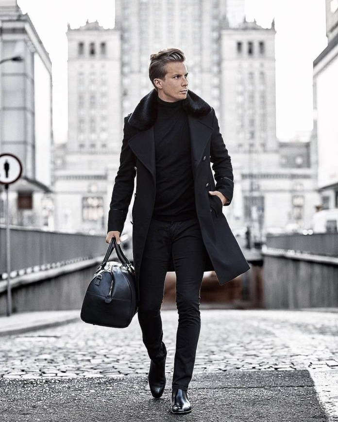 Elegant Black Outfits Ideas37