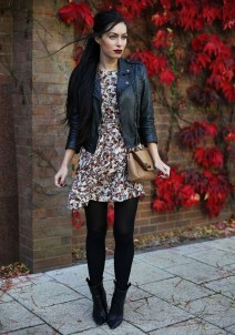 Fashionable Dress Outfit Ideas For Spring05