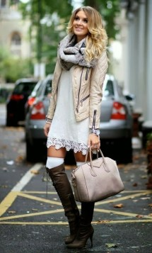 Fashionable Dress Outfit Ideas For Spring24