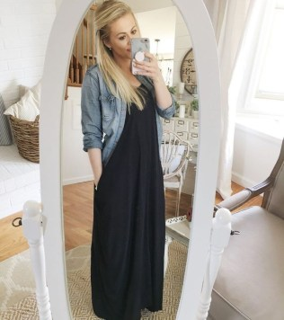 Fashionable Dress Outfit Ideas For Spring33