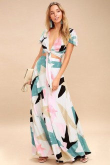 Fashionable Dress Outfit Ideas For Spring38