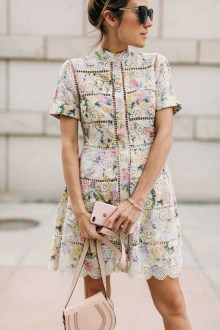 Fashionable Dress Outfit Ideas For Spring40