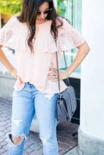 Latest Jeans Outfits Ideas For Spring01