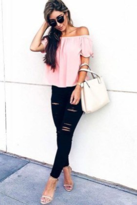 Latest Jeans Outfits Ideas For Spring16