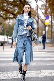 Latest Jeans Outfits Ideas For Spring22