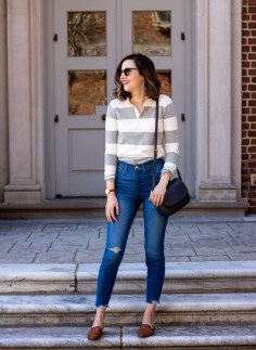 Latest Jeans Outfits Ideas For Spring23
