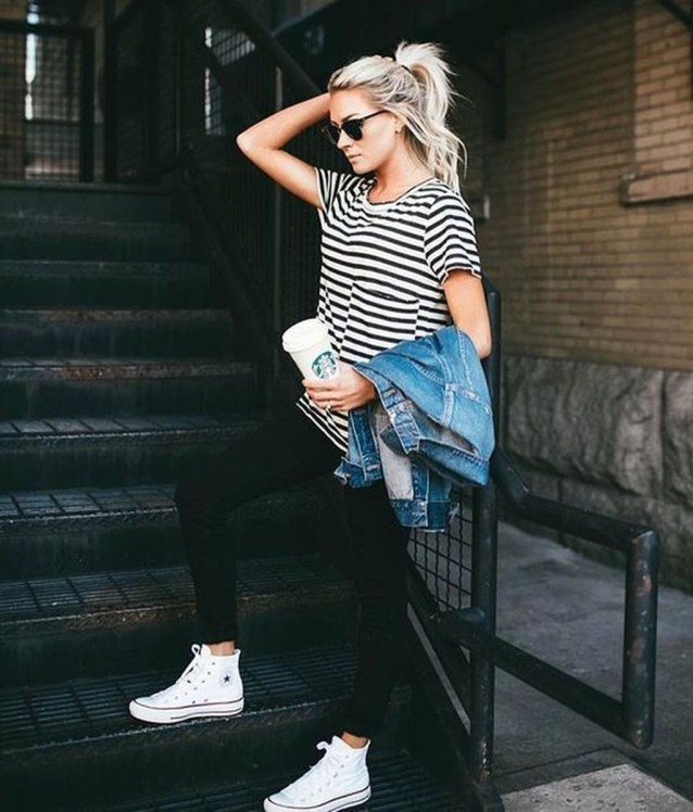 Latest Jeans Outfits Ideas For Spring42