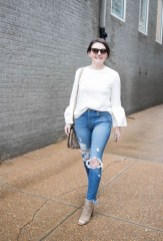 Lovely Spring Outfits Ideas With White Top01