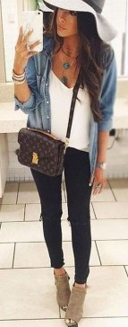 Perfect Spring Outfit Ideas18