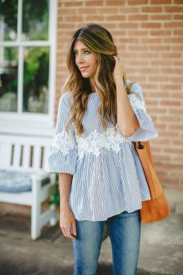 Shabby Chic Outfit Ideas For Spring36