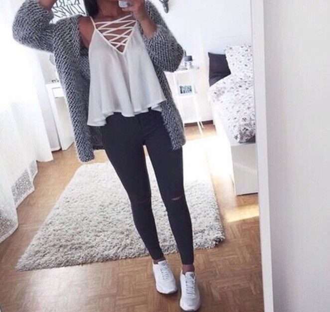 Casual Outfits Ideas For Spring37