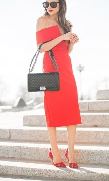 Charming Dinner Outfits Ideas For Spring30