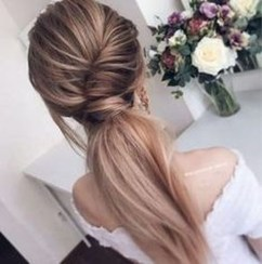 Charming Ponytail Hairstyles Ideas With Sophisticated Vibe01