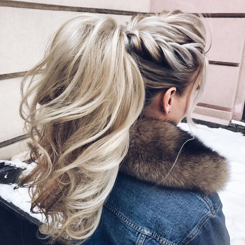 Charming Ponytail Hairstyles Ideas With Sophisticated Vibe24