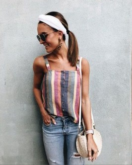 Cute Outfit Ideas For Spring And Summer20