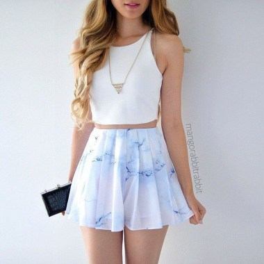 Cute Outfit Ideas For Spring And Summer26