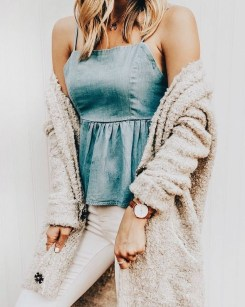 Cute Outfit Ideas For Spring And Summer31
