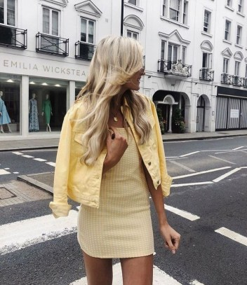 Cute Outfit Ideas For Spring And Summer33