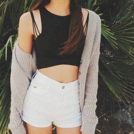 Delightful Fashion Outfit Ideas For Summer34