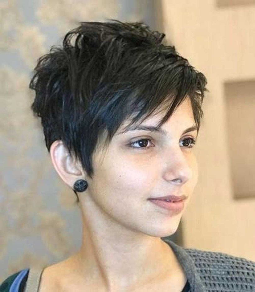 Extraordinary Short Haircuts 2019 Ideas For Women30
