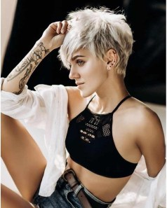 Extraordinary Short Haircuts 2019 Ideas For Women36