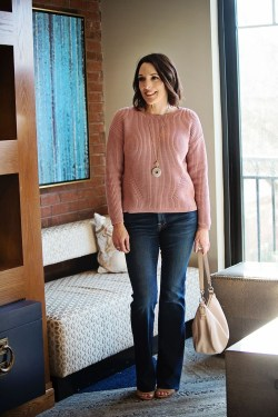 Impressive Sweater Outfits Ideas For Spring11