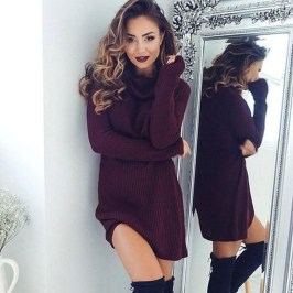 Impressive Sweater Outfits Ideas For Spring36