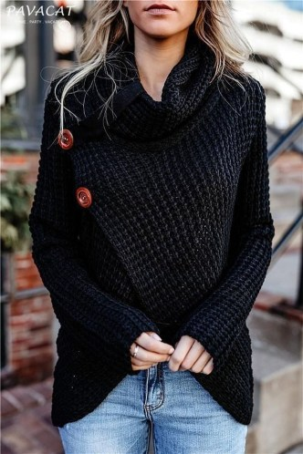 Impressive Sweater Outfits Ideas For Spring41