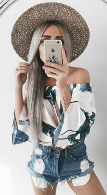 Latest Summer Outfit Ideas For Womens13