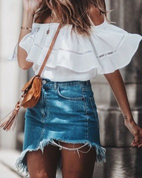 Latest Summer Outfit Ideas For Womens28