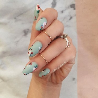 Modern Easter Nail Art Design Ideas38