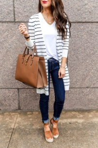 Outstanding Outfit Ideas To Wear This Spring13