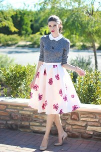 Outstanding Outfit Ideas To Wear This Spring32