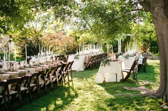 Pretty Backyard Reception Decoration Ideas03