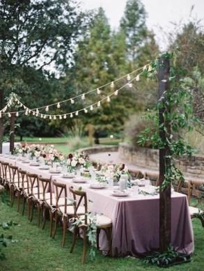Pretty Backyard Reception Decoration Ideas38