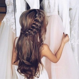 Stylish Mermaid Braid Hairstyles Ideas For Girls38
