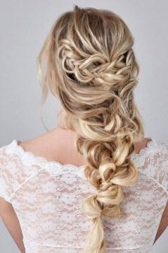Stylish Mermaid Braid Hairstyles Ideas For Girls41