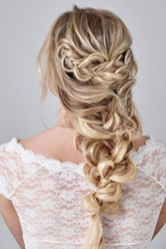 Stylish Mermaid Braid Hairstyles Ideas For Girls41