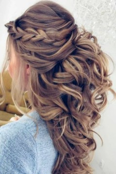 Stylish Mermaid Braid Hairstyles Ideas For Girls43