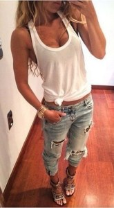 Wonderful Summer Outfits Ideas For Ladies30