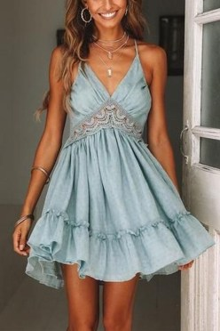Wonderful Summer Outfits Ideas For Ladies34