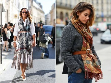 Best Ideas To Wear A Scarf Stylishly This Spring32