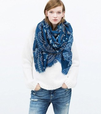 Best Ideas To Wear A Scarf Stylishly This Spring33