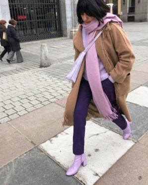 Best Ideas To Wear A Scarf Stylishly This Spring35