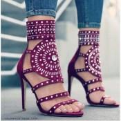 Comfy High Heels Ideas For Women10